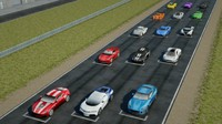 3ds 15 sport cars vol1