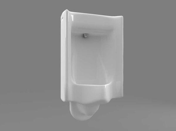 urinalsl d 3d 3ds