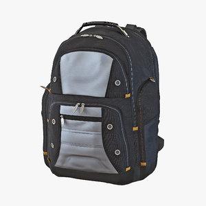 backpack 2 generic c4d