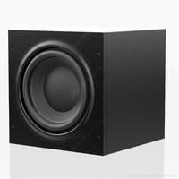 Bowers & Wilkins ASW 610 XP Black