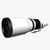 Canon Ef 500mm F4 l IS ii USM