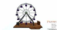 3d model of wheel ready