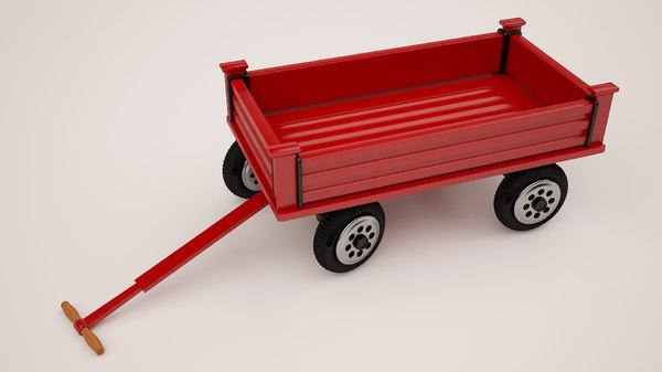 toys trailer 3d 3ds
