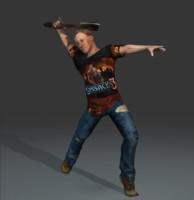 alexei gamer 3d model
