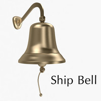 ship bell 3ds