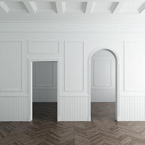 3d ultrawood decor wall