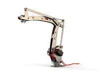 3d robot bot industrial
