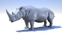 rhinoceros lwo