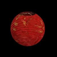 Chinese red paper lantern