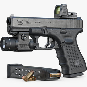 3d gun glock 19 gen