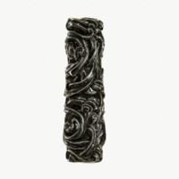 3d medieval column steel