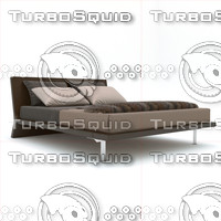 3d bed angie poliform