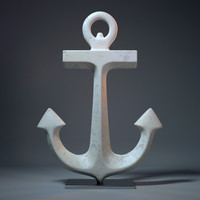 3d anchor sculpture jonathan adler