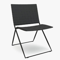 roda berenice 360 chair 3d obj