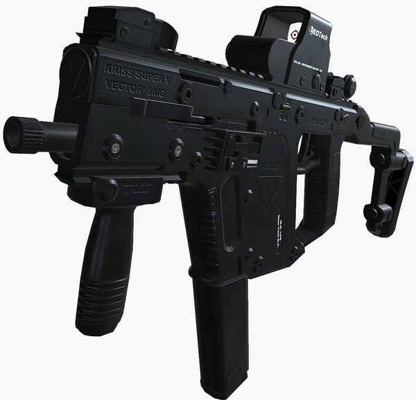 3ds photorealistic kriss vector