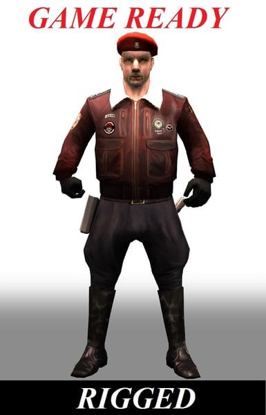 3d swat general model