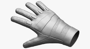 3d model usa glove