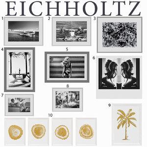 eichholtz prints 3d max