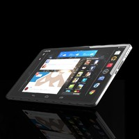 3d metal android 10inch tablet