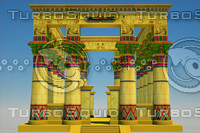 Egyptian Temple II