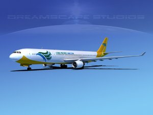 airbus a330-300 a330 3ds