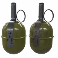 3d grenade rgd-5