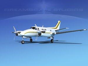 3ds propellers beechcraft c100 king air
