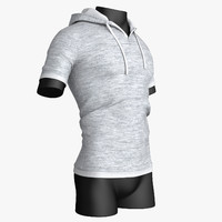 clothing men mannequin 3d max