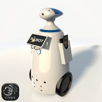 3d r robot