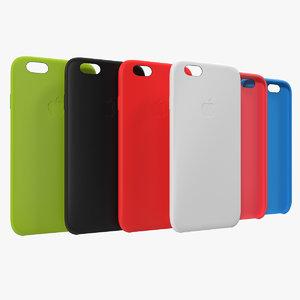 iphone 6 silicone case obj