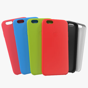 iphone 6 silicone cases 3d obj