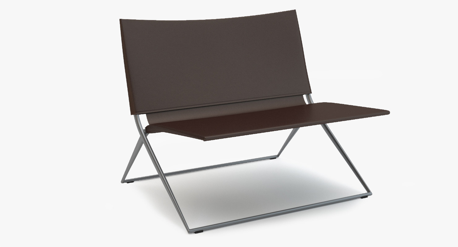 roda berenice lounge 3d model