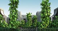 15 tree 3d model