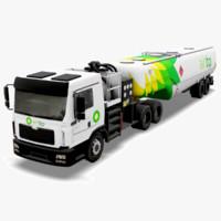 Fuel Truck BP