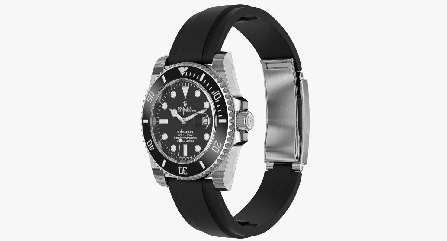 realistic rolex submariner date max