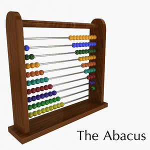 3d abacus abac