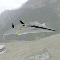 aircraft 3d model