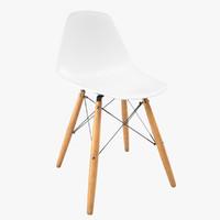 chair eiffel 3d max