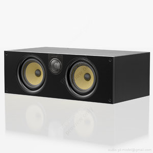 3d central bowers wilkins black