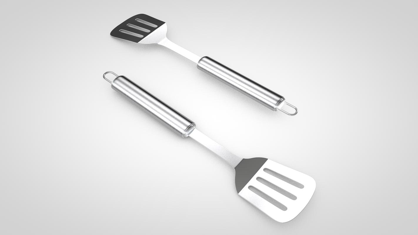 c4d spatula