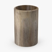 max wooden cup