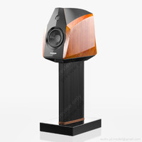 3d model of bookshelf sonus faber ex3ema