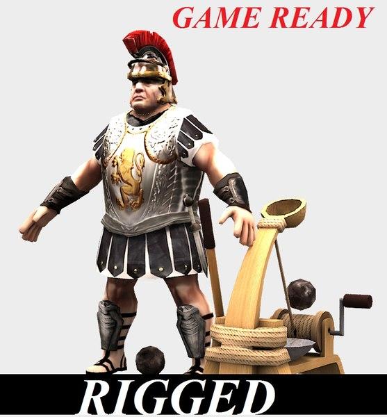 catapult roman max
