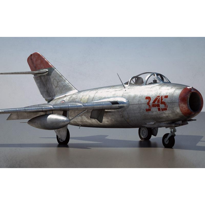 poser aircraft pz3