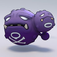 Weezing Pokemon