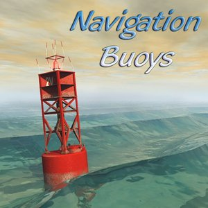 3d navigation buoys
