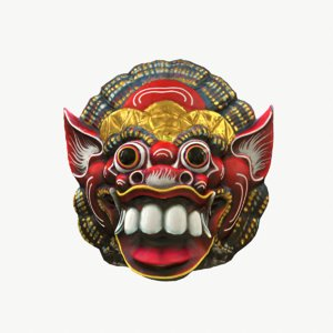 3d mask 3 color
