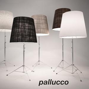 pallucco gilda floor max