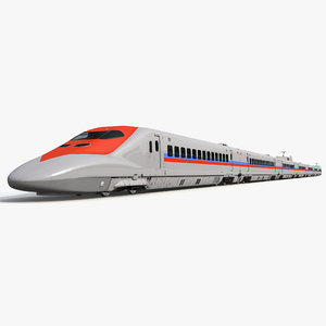 3ds speed train generic