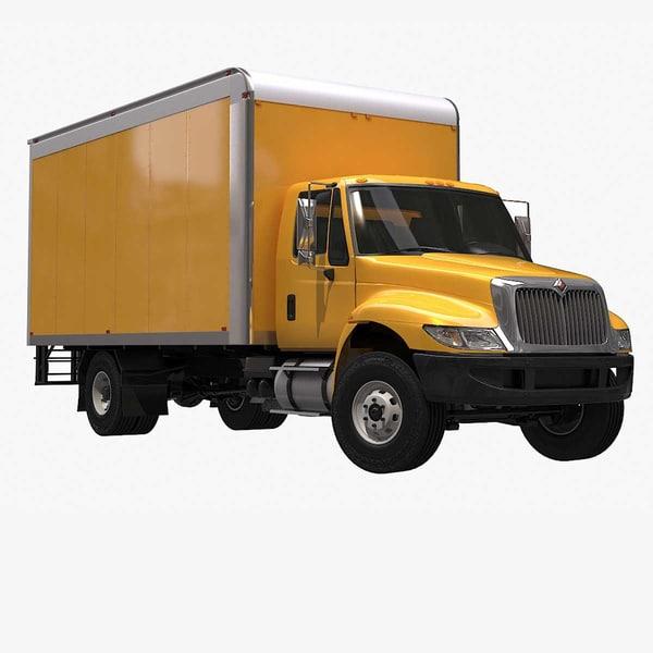 durastar box truck max